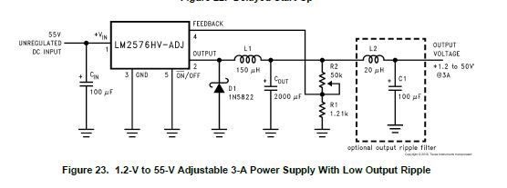 LM2756 circuit with ripple filter.JPG